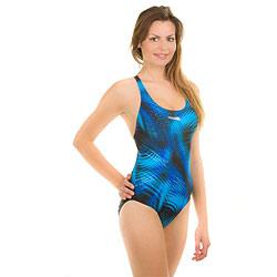 Strój kąpielowy jednoczęściowy NATALIA 3kolory Aqua-Speed + czepek