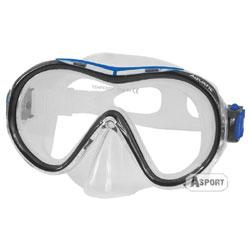 Instrukcja - Maska nurkowa młodzieżowa IBIZA 2kolory Aquatic