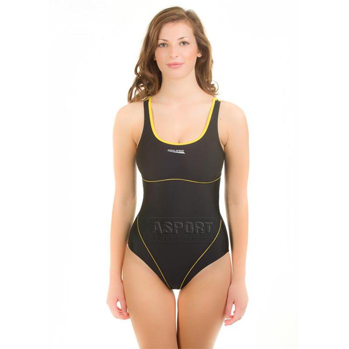 Strój kąpielowy jednoczęściowy CORA 6kolorów Aqua-Speed + czepek