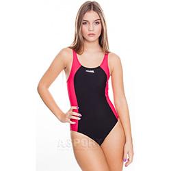 Strój kąpielowy jednoczęściowy ANGELA 4kolory Aqua-Speed + czepek