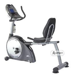 Instrukcja - Rower treningowy Comfort 507 Horizon Fitness