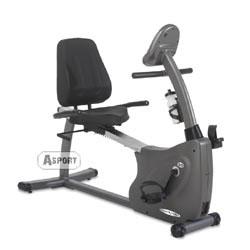 Instrukcja - Rower poziomy R1500 HR VISION FITNESS