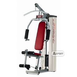 Instrukcja - Atlas G112 Multi Gym Pro BH Fitness