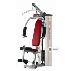 Instrukcja - Atlas G112 Multi Gym Pro BH Fitness
