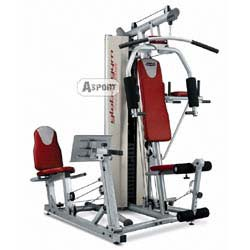 Instrukcja - Atlas G152 Global Gym BH Fitness