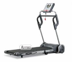 Instrukcja - Bieżnia G6447 Walk & Run BH Fitness