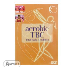 Aerobic TBC Total Body Condition DVD Mayfly
