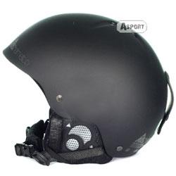 Kask narciarski, snowboardowy ODPINANE ZAUSZNIKI regulowany K2