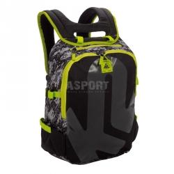 Rucksack, Schulrucksack, Stadtrucksack, mit Laptopfach, Inliner-Rucksack VARSITY BOYS 18L K2