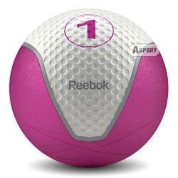 Porada - Reebok Fitness Ćwiczenia Online: Piłka lekarska - Brzuszki z piłką