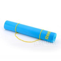 Mata do jogi, do �wicze� 173 x 61 x 0,4 cm niebieska Reebok Home