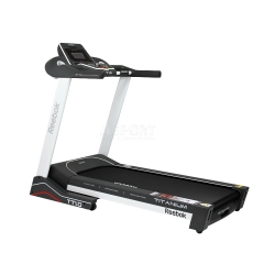 Bieżnie treningowe, elektryczna TITANIUM TT1.0 Reebok Fitness