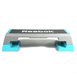 Stepy do ćwiczeń, do aerobiku, 3 poziomy + DVD Reebok Fitness
