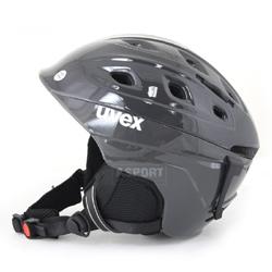 Kask narciarski, snowboardowy, regulowany  FUNRIDE II Uvex