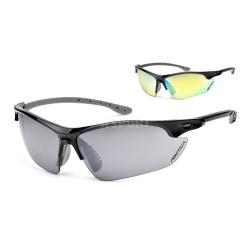 Okulary przeciws�oneczne, polaryzacyjne, wymienne szk�a PURSUIT S-199 Arctica