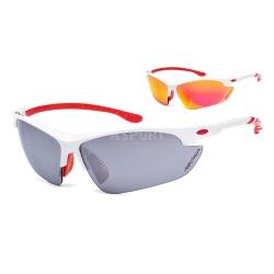 Okulary przeciwsłoneczne, polaryzacyjne, wymienne szkła PURSUIT S-199B Arctica