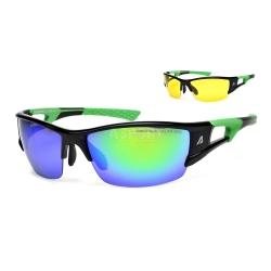 Okulary przeciws�oneczne, polaryzacyjne, wymienne szk�a WINDWARD S-232A Arctica