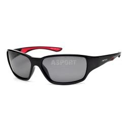 Okulary przeciws�oneczne, sportowe, polaryzacyjne, filtr UV AERO S-233A Arctica