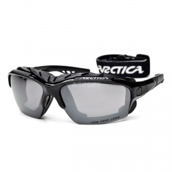 Okulary sportowe, zimowe + pasek CYCLONE S-163H Arctica