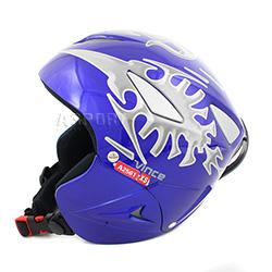 Kask narciarski, snowboardowy, dzieci�cy VINCE BLUE Axer