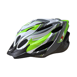 Kask ochronny, rowerowy, na rolki VOYAGER WHITE MAT Axer