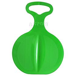 �lizg zjazdowy, dzieci�cy 33,5 x 46,5 cm A0964 zielony Axer