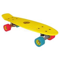 Deskorolka m�odzie�owa, fishboard, jazda rekreacyjna 57cm ��ta Axer