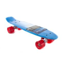Deskorolka, fishboard, jazda rekreacyjna RETRO CRIUSER 57,5cm niebieska