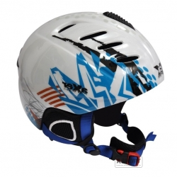 Kask narciarski, snowboardowy RAVEN A2556 bia�y Axer