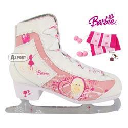 Instrukcja - Łyżwy Figurowe 5th AVENUE Barbie