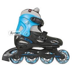 Instrukcja - Rolki regulowane dziecięce Hot Wheels