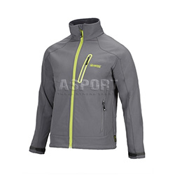 Kurtka męska softshell ASCENT Berg Outdoor