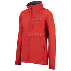 Kurtka damska softshell CROSSING W Berg Outdoor