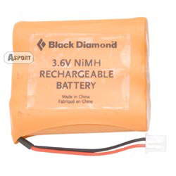 Akumulator do lamp ICON, APOLLO 3szt Black Diamond