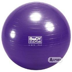 Instrukcja - Piłka gimnastyczna do ćwiczeń 65cm BB001 Body Sculpture