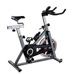Rower spinningowy, Indoor Cycling SPEED BIKE SILVER BC 4611 18 KG Body Sculpture