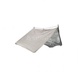Mata, płachta biwakowa, koc termoizolacyjny THERMO TARP 200x300 cm Bushmen