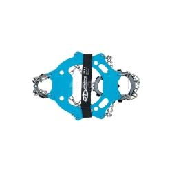 Raki antypoślizgowe,na buty ICE TRACTION CRAMPONS niebieskie Climbing Technology