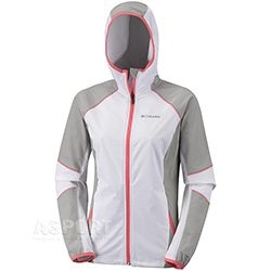Kurtka damska, softshell, z kapturem, Omni-Shield SWEET AS 2kolory Columbia