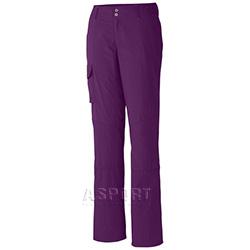 Spodnie damskie, trekkingowe, filtr UV, szybkoschnące Columbia