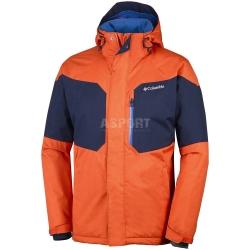 Kurtka męska, zimowa, narciarska, ocieplana ALPINE ACTION Columbia