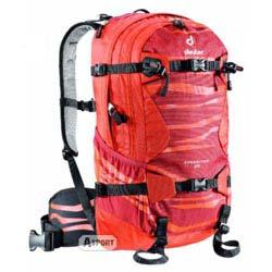 Instrukcja - Plecak narciarski, skiturowy, wspinaczkowy FREERIDER   Deuter