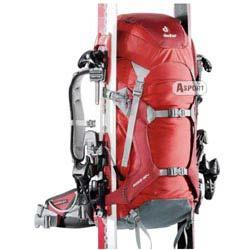 Instrukcja - Plecak narciarski, skiturowy, wspinaczkowy RISE