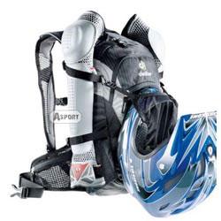 Instrukcja - Plecak rowerowy, narciarski, biegowy COMPACT EXP Deuter