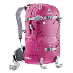 Plecak damski, narciarski, skiturowy, wspinaczkowy FREERIDER 24L 2kolory Deuter