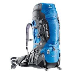 Plecak wyprawowy AIRCONTACT PRO 60 + 15 + 10 L 2kolory Deuter