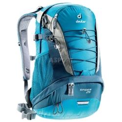 Plecak rowerowy, szkolny, miejski SPIDER 25L 3kolory Deuter