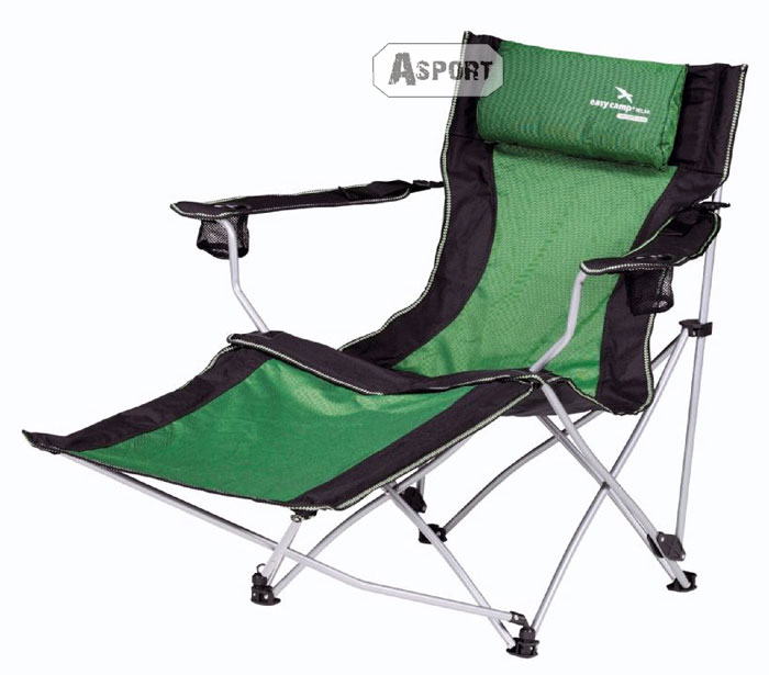 Fotel campingowy turystyczny reclining chair 2011 easy for Chaise longue pliante camping