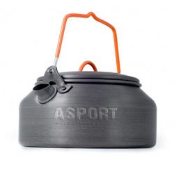 Czajnik turystyczny, z anodyzowanego aluminium TEA KETTLE 1L GSI