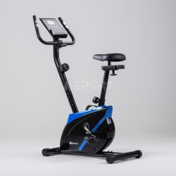 Rower magnetyczny HS-2070 Onyx czarno-niebieski Hop-Sport